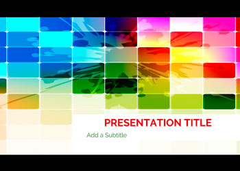 Professional and creative Presentation Template Ofelia
