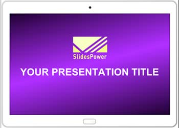 Silicon: Presentation Template for technology project