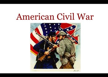 American Civil War Google presentation