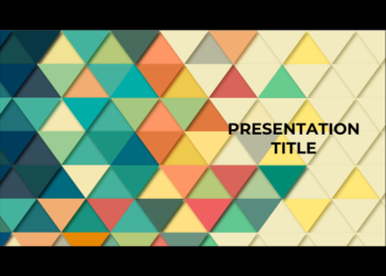 Presentation template Geometry
