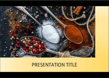 Presentation template Pepper