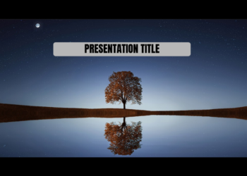 Presentation template Lakes